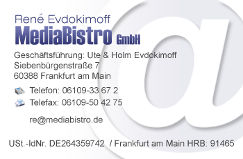 MediaBistro GmbH